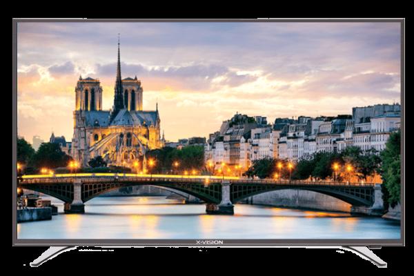 تلویزیون هوشمند ایکس ویژن مدل 43XT515 سایز 43 اینچ