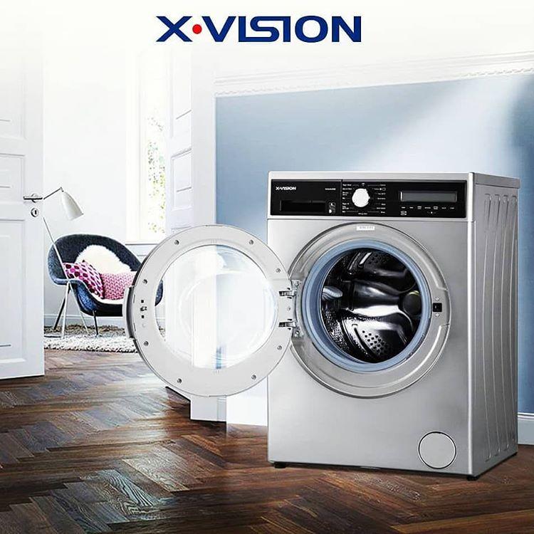 لباسشویی ایکس ویژن 8 کیلو