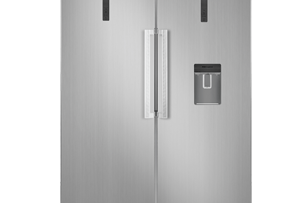یخچال و فریزر دوقلوی ایکس ویژن مدل XR-D600SD/XFD600S
